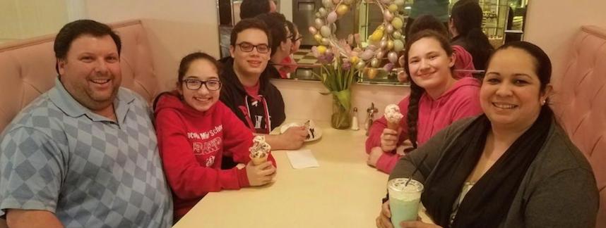 The Alves, NAFI RI foster families