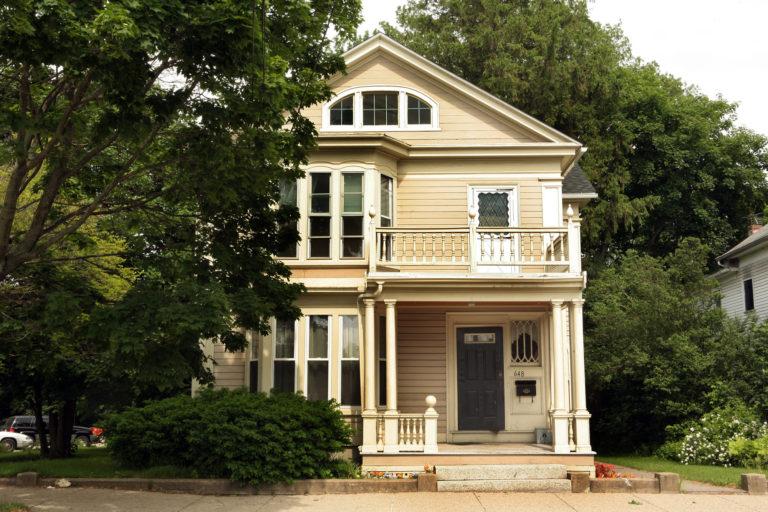 NAFI Rhode Island group home in historic Warren.